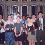 Nationals 2001 Team Awards