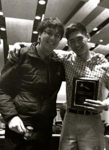 Swarthmore 2012 Team Awards